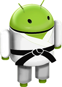 android black belt